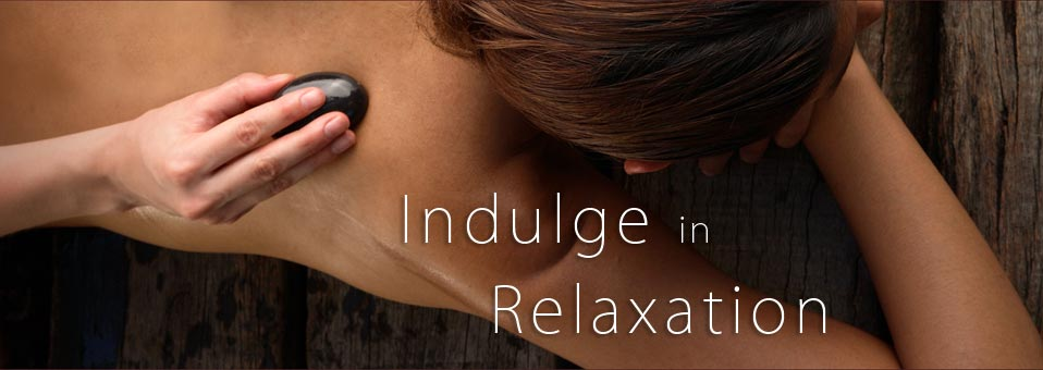Indulge in relaxation