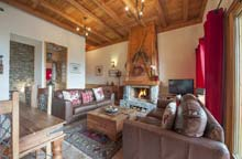 Summer Holiday Apartment La Cascade in Sainte Foy