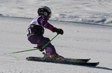 Children's Summer Ski Camps